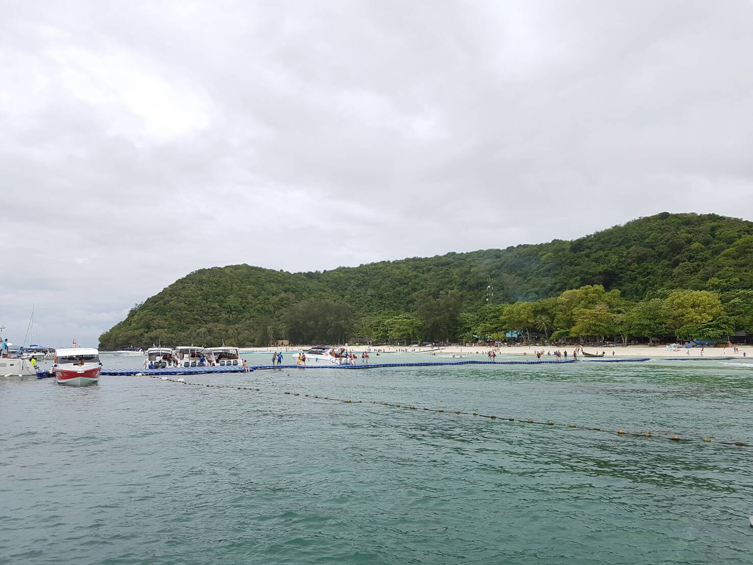 Coral Island Day By Speed Boat Tour