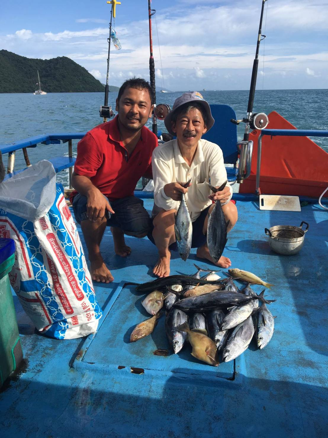 Day Trip Phuket Fishing Tour