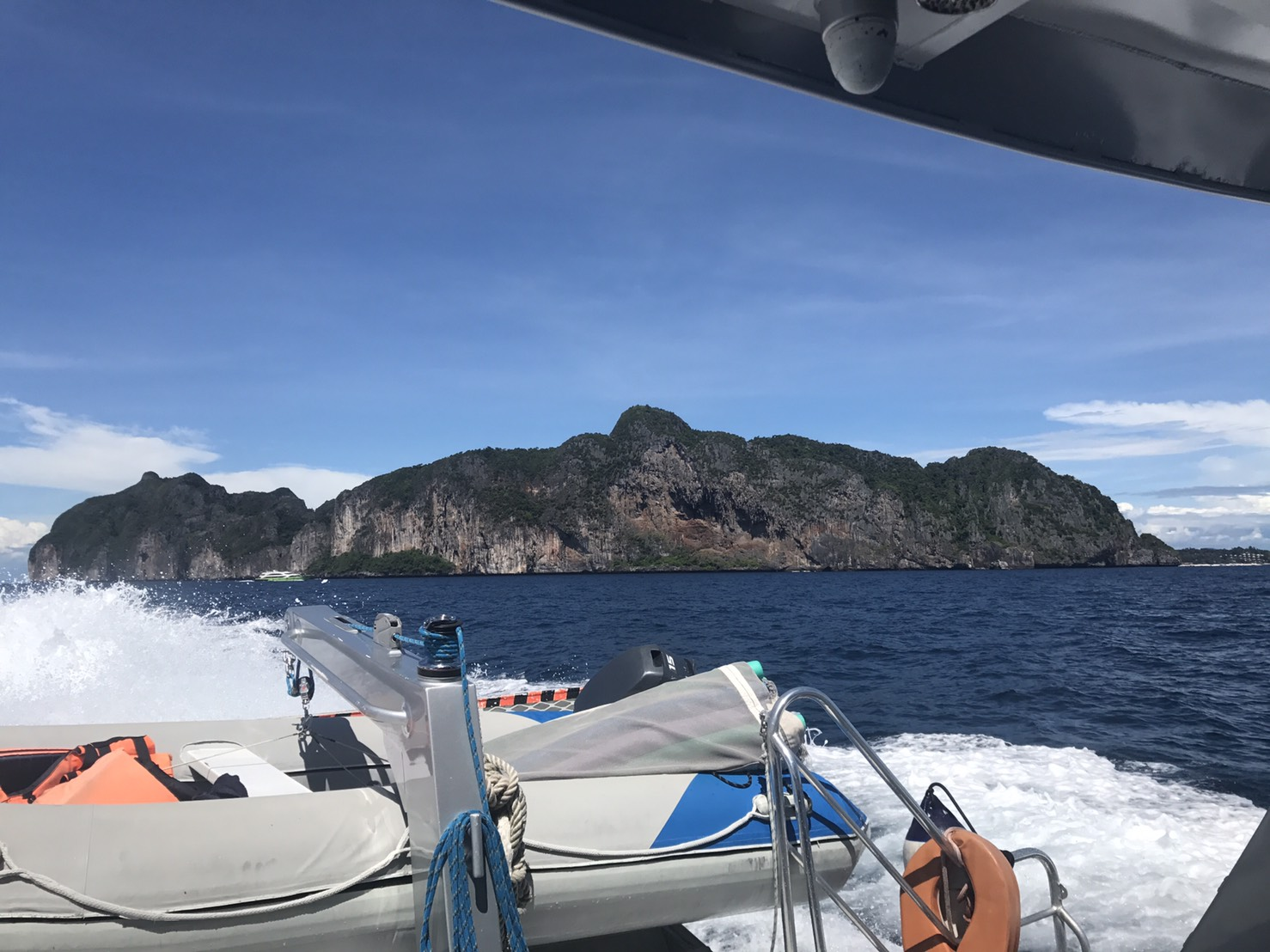 Koh Phi Phi Island tour by Luxury boat
