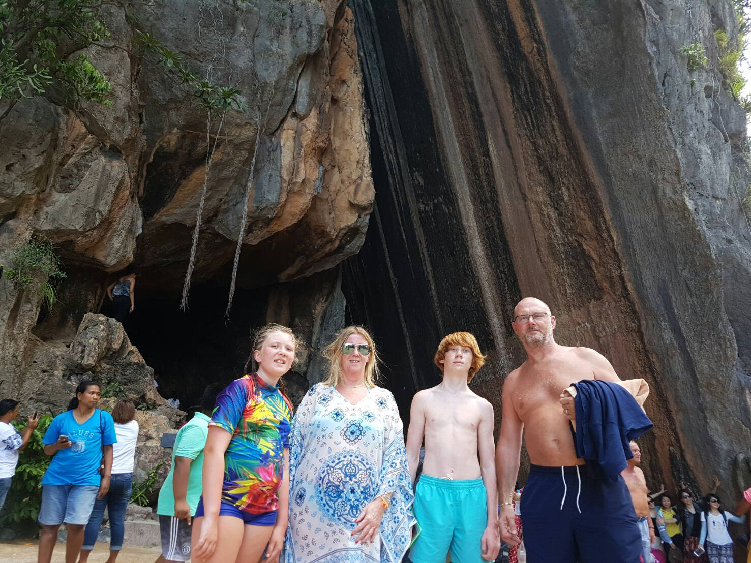 Phang Nga Bay Sea Canoe Tour By Longtail Boat