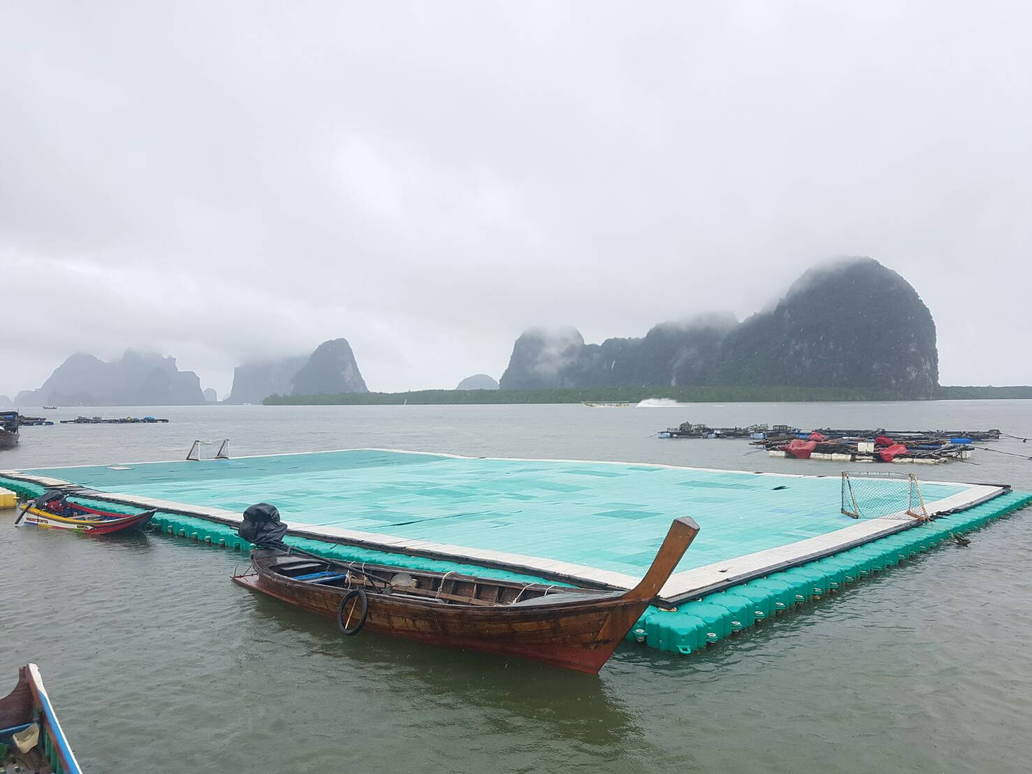 Phang Nga Bay Sea Canoe Tour By Speed Boat
