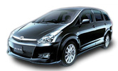phuket car rent toyota wish