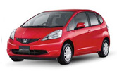 car rent honda jazz
