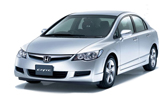 phuket car rent honda civic